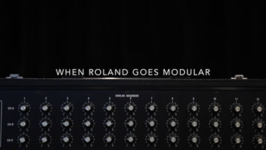 featured-video:SYSTEM-500 Analog Modular Synths
