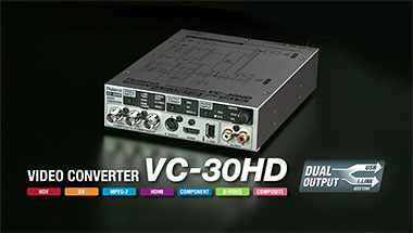 featured-video:VC-30HD Promotional Video