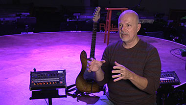 featured-video:Virtual Rehearsal and the Roland R-1000
