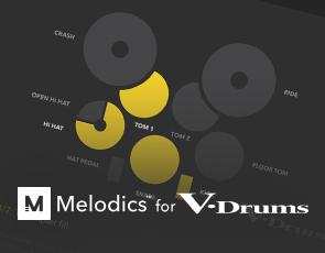 Melodics for V-Drums