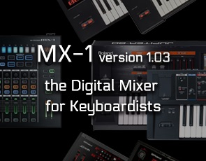 MX-1 Version 1.03