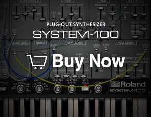 SYSTEM-100 PLUG-OUT BUY NOW