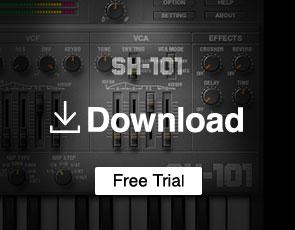SH-101 PLUG-OUT Free Trial