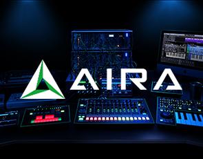 AIRA微網站