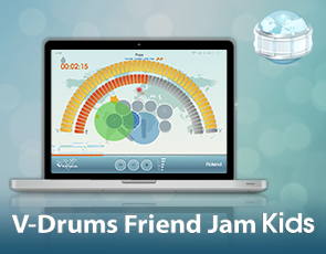 V-Drums Friend Jam Kids(兒童版)