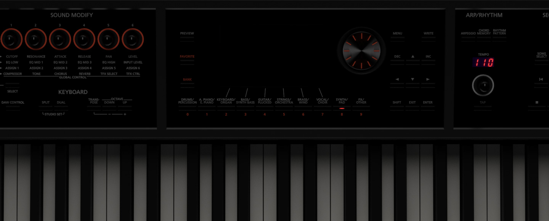 Roland - FA-06 | Music Workstation