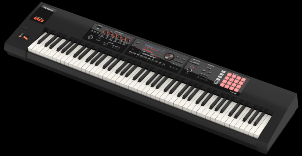 Roland - FA-08 | Music Workstation