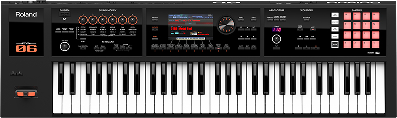 Roland Fa 06 Keyboard Workstation : roland fa 07 music workstation ~ Hamham.info Haus und Dekorationen