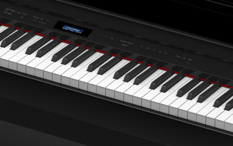 faire note de musique clavier
