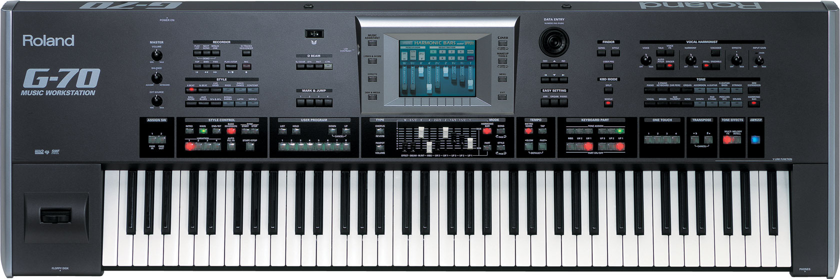 Download Korg Styles