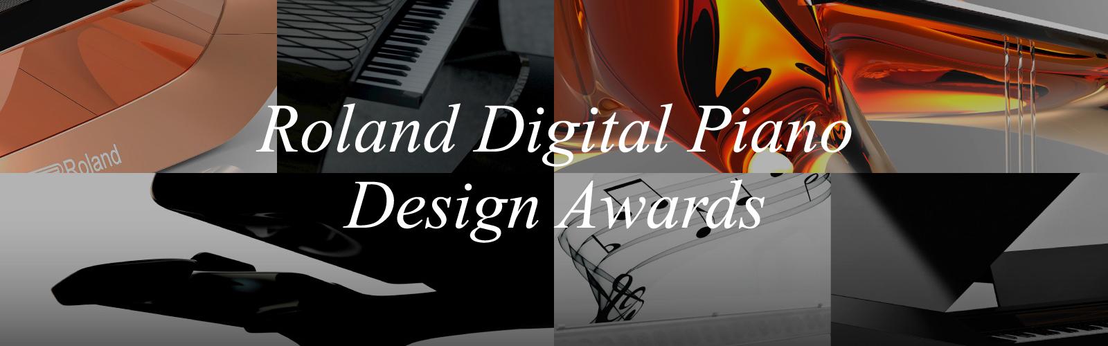 Digital Piano Design Awards