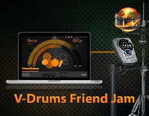 V-Drums Friend Jam