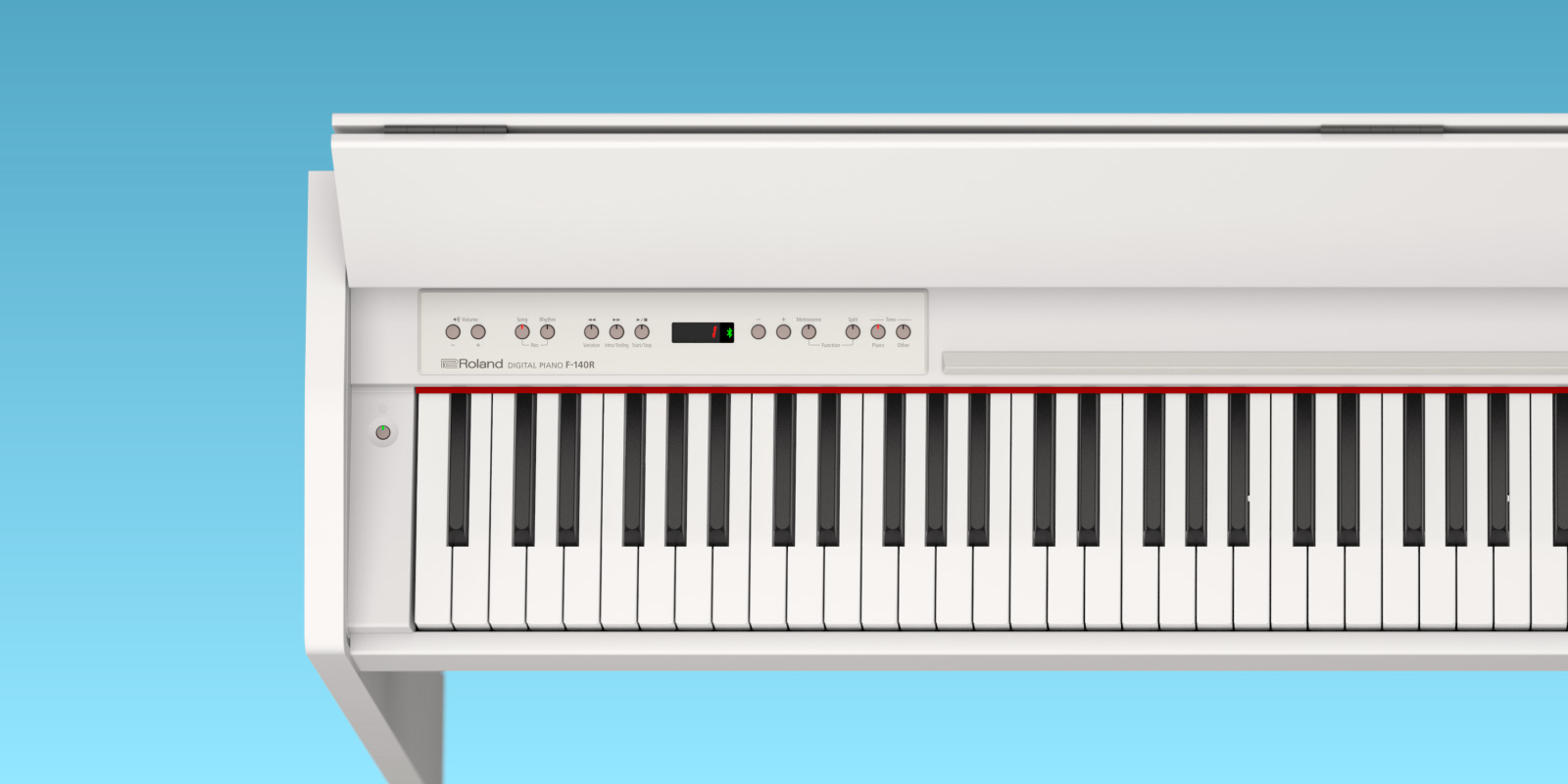 how to turn the metronome off in krome keyboard
