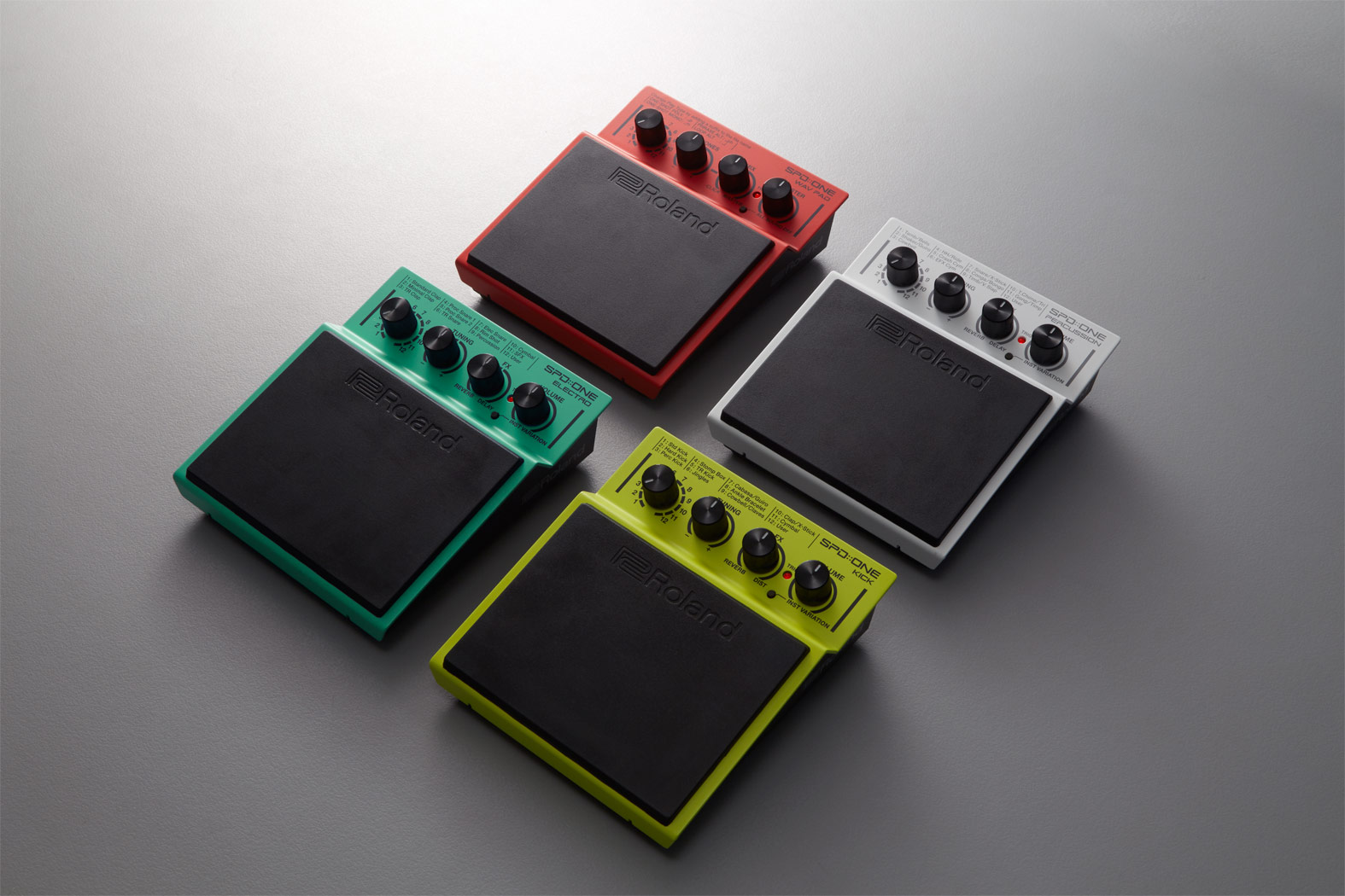 SPD::ONE WAV PAD